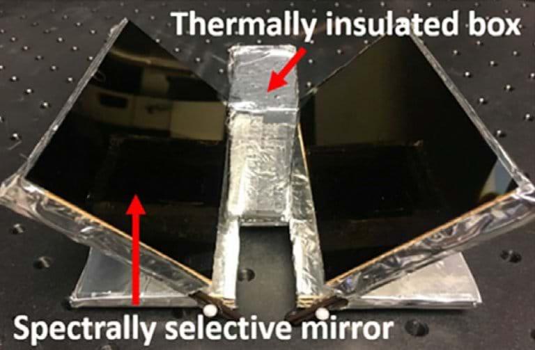 Ar-condicionado e aquecimento sem gastar energia