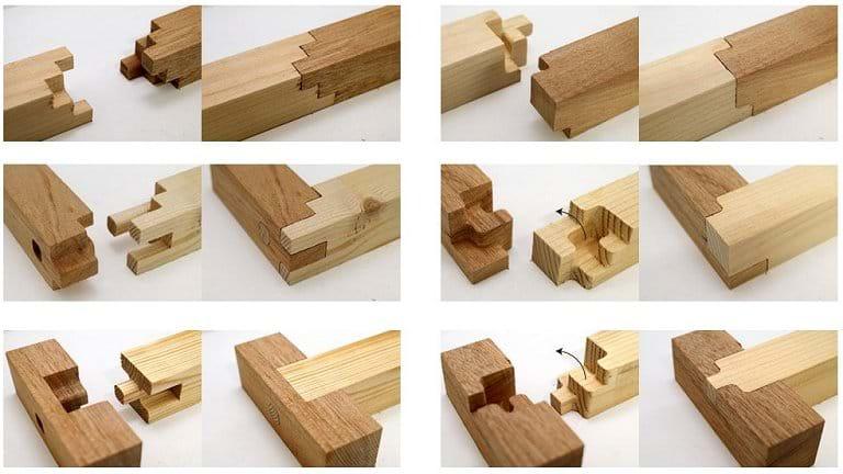 Software gratuito automatiza projeto e fabricação de encaixes de madeira