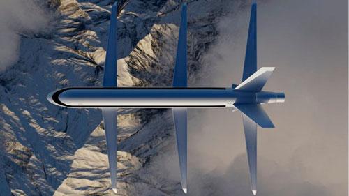 Avião de três asas pode reduzir consumo de combustível em 70%