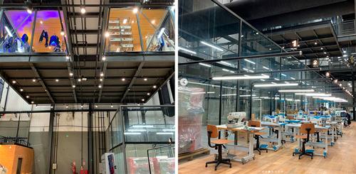 Empresas apostam na construção industrializada em aço para dar vida a coworking e ambientes de trabalho híbridos
