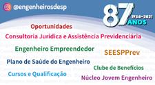 Sindicato dos Engenheiros de São Paulo comemora 87 anos