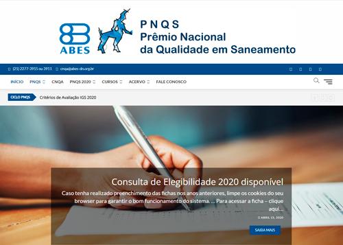 Prêmio Nacional da Qualidade em Saneamento é reconhecido como modelo de excelência por 90% de seus participantes