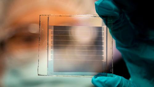 Células solares transparentes para janelas alcançam durabilidade de 30 anos