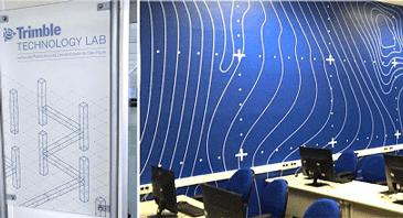 USP inaugura novo laboratório de engenharia civil em parceria com a Trimble