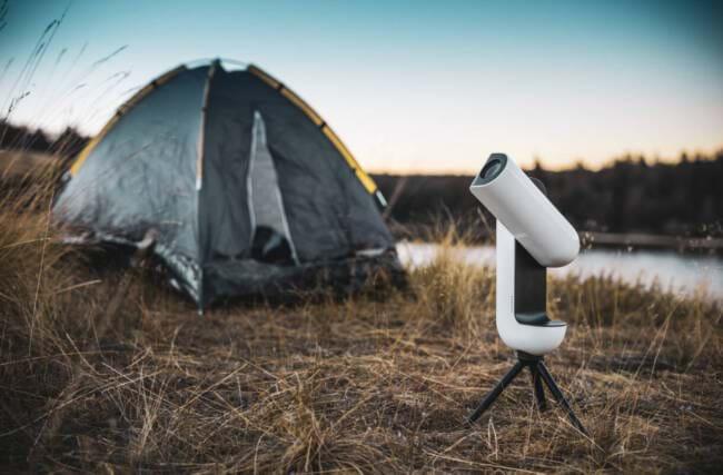 CES 2021 | Telescópio inteligente Vespera recebe prêmio de inovação