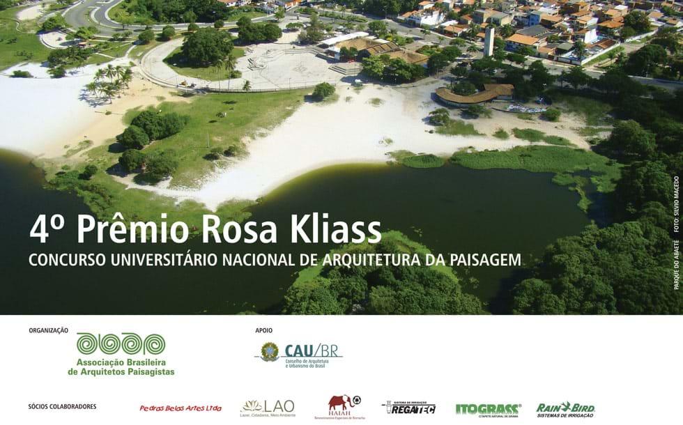 Inscrições abertas para prêmio de Arquitetura e Urbanismo