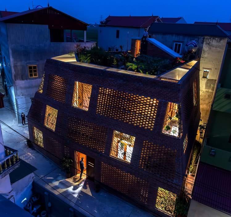 Vietnã desponta como novo epicentro da arquitetura contemporânea mundial