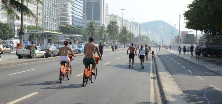 Suécia promove desafio sobre mobilidade no Rio de Janeiro
