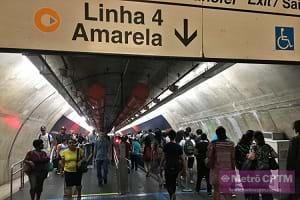 Menor proposta para obra do túnel entre as linhas 2 e 4 é de R$ 55,7 milhões