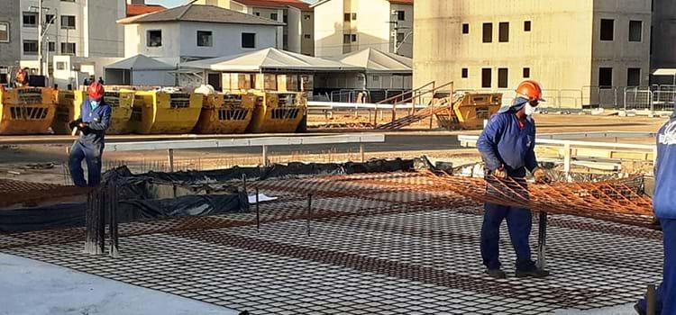 Para FMI, construção civil retoma crescimento em 2021