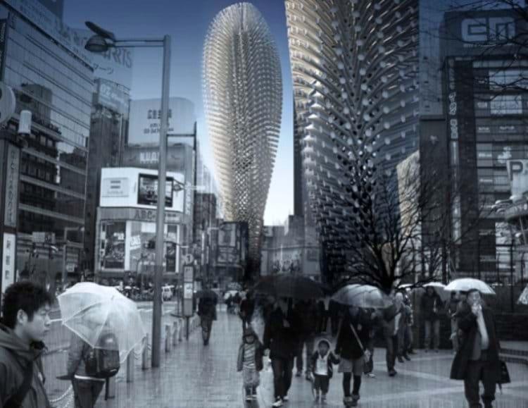Arquiteto russo projeta edifício que ajuda a despoluir o ar