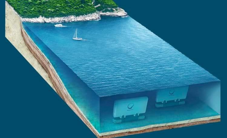 Turbina inovadora gera energia barata com ondas do mar